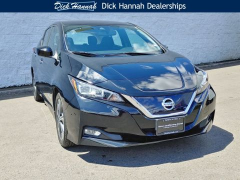 Pre-Owned 2018 Nissan Leaf SV FWD 4D Hatchback