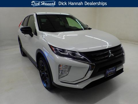 Pre-Owned 2019 Mitsubishi Eclipse Cross LE 4WD 4D Sport Utility