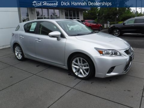 Pre-Owned 2016 Lexus CT 200h FWD 4D Hatchback