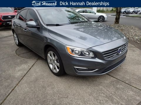 Pre-Owned 2016 Volvo S60 T5 Drive-E FWD 4D Sedan